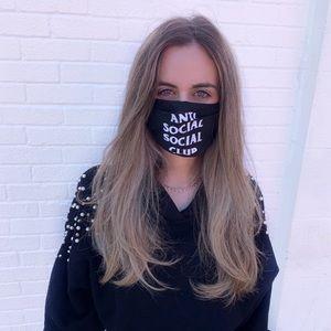 Accessories - Anti Social Social Club ASSC Face Masks Fashion